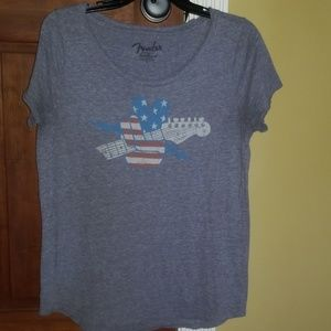 Lucky Brand Tops - Lucky Brand tee shirts lot of 3 size large